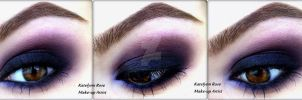 Smokey purple by KatelynnRose