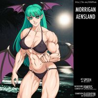 Morrigan by elee0228