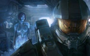 Video Game halo 4 371599 by talha122