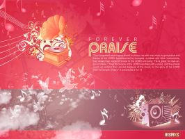 Forever Praise by loswl