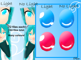 .MMD. Pures ACT 2 Eyefiles by Lol-Hi-I-Moved