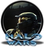 Halo Wars Button by GAMEKRIBzombie
