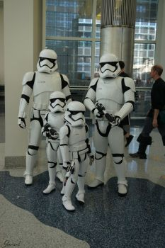 Stormtroopers by Garivel