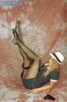 Pantyhose Gangster 2 by PantyhoseClass