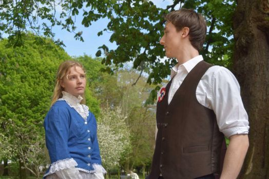 Marius and Cosette by southdevonplayers
