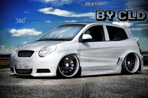2008 Kia Picanto by CLD by ClaudaoCLD