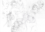 sketchattack feat Ira and Bahir by paranoidiomatic