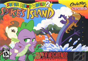 Super Pound World 2: Spike's Island by nickyv917