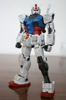 MG RX-78-2 Gundam Ver. OYW by Platinum-Disco