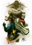It's X-Men by DarroldHansen