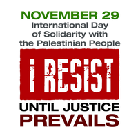 I Resist - 29 November by Quadraro