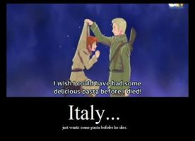 Italy by DarkVampirequeen9