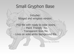 Small Gryphon Base V2 by Xeshaire