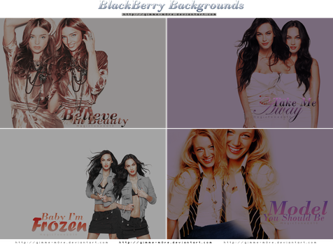 BlackBerry's Wallpapers 5 by Gimme-M0re