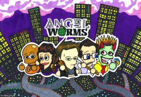 Angel Worms by Ferntree