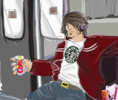 see you at starbucks by spikeo