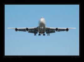 Short Final, LAX by jdmimages