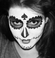 Sugar Skull 2 by ToniTurtle