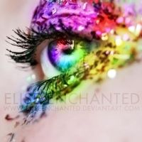Feeling colourfull by EliseEnchanted