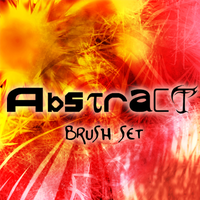 Abstract Brush Set V1.0 by getfirefox