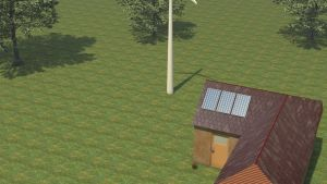 House Pv Panels 0200 by ldjessee