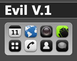 Evil V.1 by jasonevil