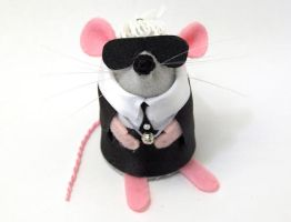 Karl Lagermouse by The-House-of-Mouse