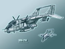 SCA-214 by TheXHS