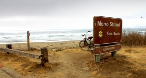 Morro Strand by Cycle by canvasproductions