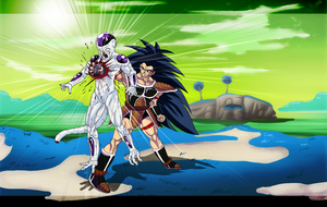 Raditz Kills Frieza Contest by Ninja-Master-Tommy