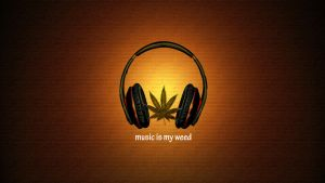Music is my weed...v2.0 by razvan1991