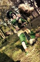 Rocks - Toph Bei Fong, Avatar by TophWei
