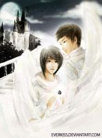 YUNJAE commision by EverKiss