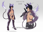 [Auction] Shageki Auction by aourii