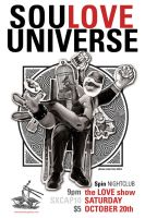 Soulove Universe Poster2 by DMStrecker