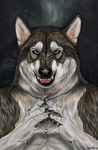 Banditwolf badge by AnsticeWolf