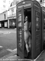 The Telephone Box by JanMurphyPhoto