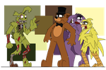FNaF: Family reunion! by ProfessorLucario9