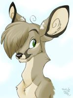 DEER ME by nanook123
