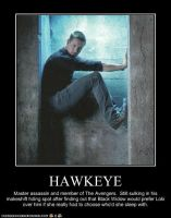 Hawkeye 49 by clintbarton234