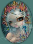 Seashell Princess by jasminetoad