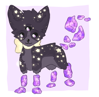 uncommon amethyst . minystace . AUCTION (closed) by nhyku
