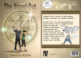 Front And Back Cover by RebekahKroeplin