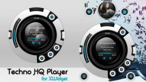 Techno HQ Player for xwidget by jimking