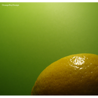 Lemon Green - 01 by OrangeBoyDesign