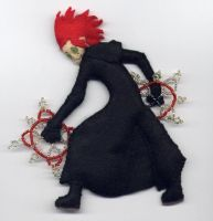 axel: work in progress by nagettebost
