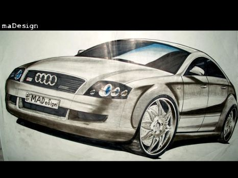 maDesign Audi by skepsis