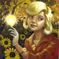Rise and Shine, Doris Day by jasinski