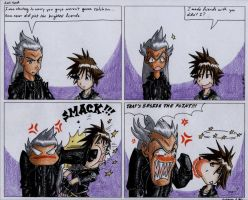 KH2 Spoof by LordCavendish