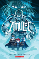 Amulet Book 6: Escape from Lucien by cake5313